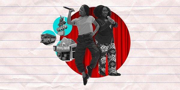 History Around Memphis Poetry Slam, The Orpheum