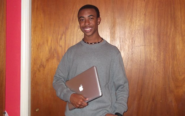 Devin Snipes plans to study computer programming in college.