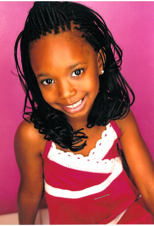 Kennedy Glover ages 7–10 category