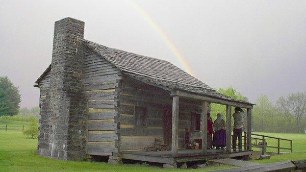 Davy Crockett Birthplace State Park