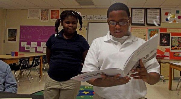 Jordan reads Genesis's poem.