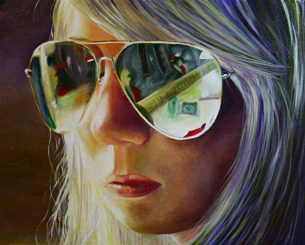 Image: Tess DeViney, St. Agnes Academy, Shades of Sophie, Senior Division, Best-in-show, 2012