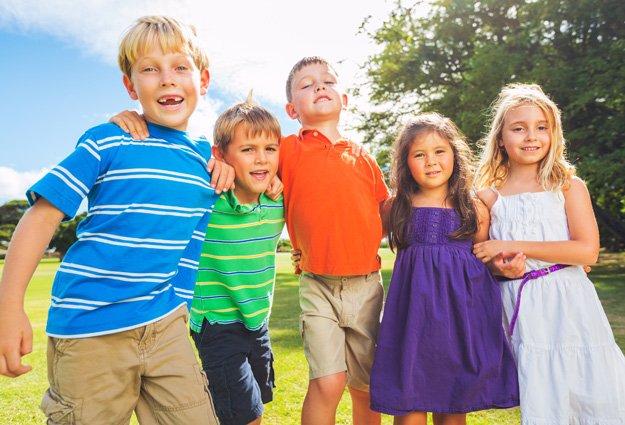 Friendships bloom at summer camp