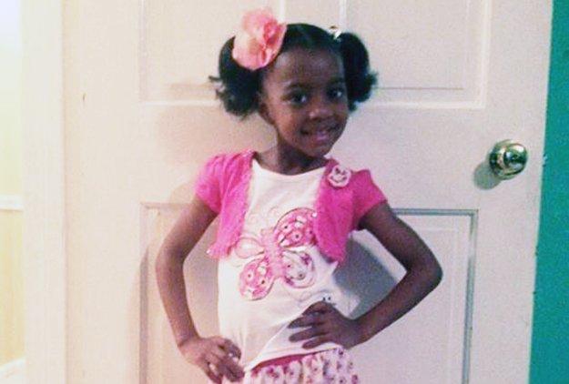 Imani Brown, Winner, age 4-6 years