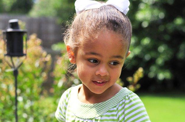 Brooklyn Rhodes, Winner, age 4-6 years