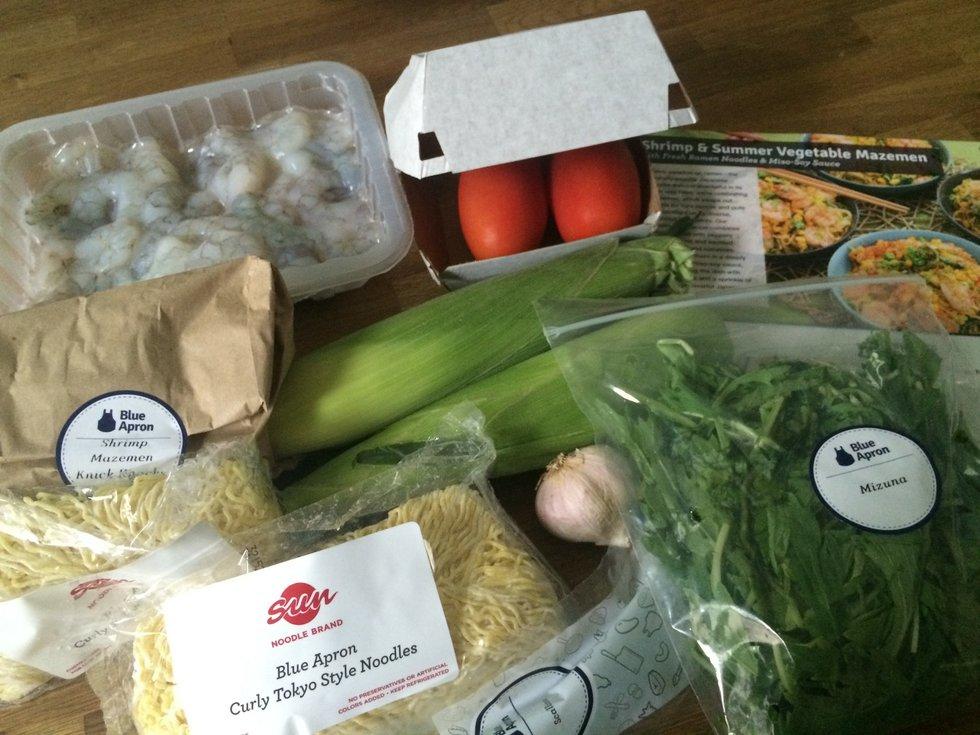 Blue apron vegetables - Blue Apron Vegetables 48