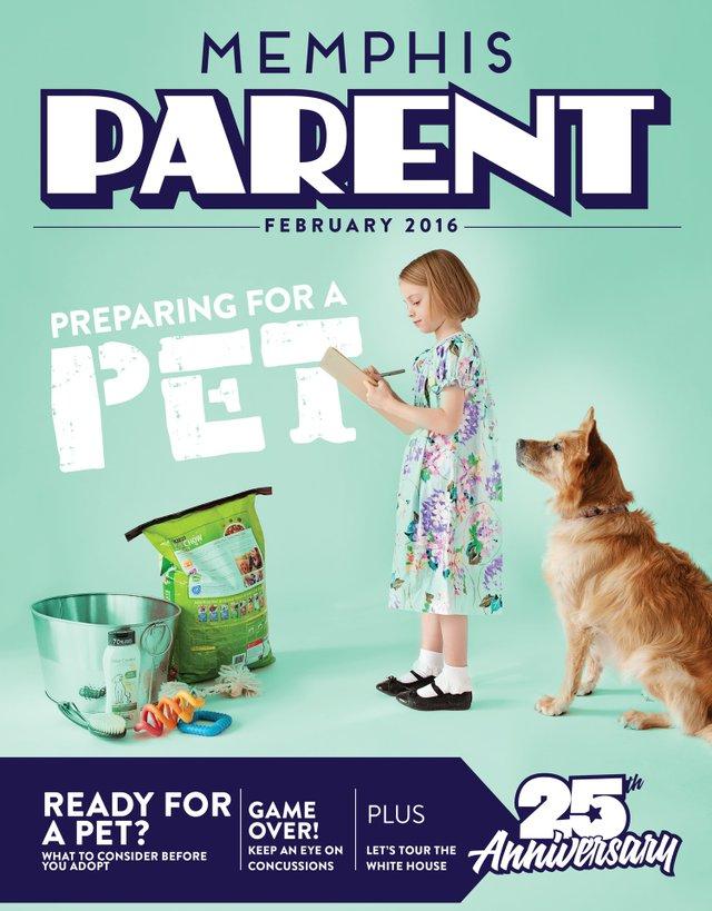 Memphis Parent February 2016
