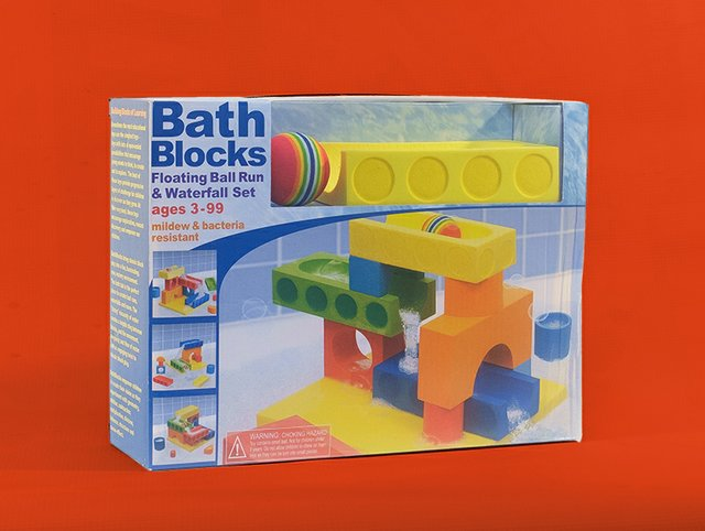 Bath Blocks.