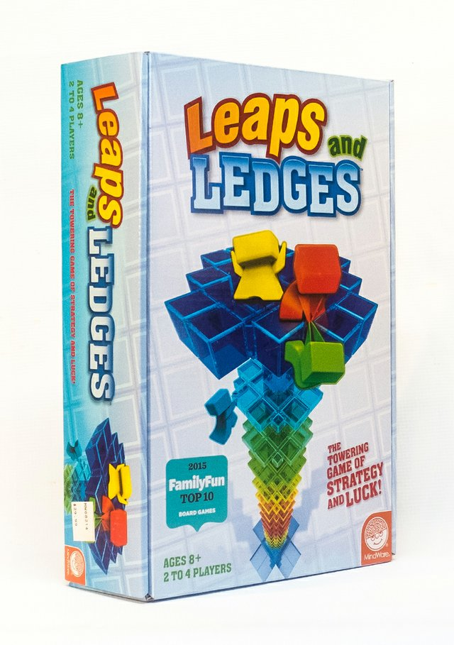 Leaps & Ledges Tower Building Blocks