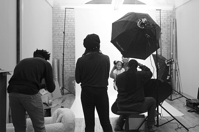 Behind the Scenes - February 2017 Cover Shoot