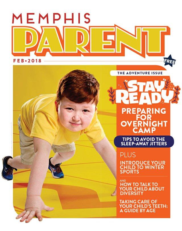Memphis Parent, February 2018