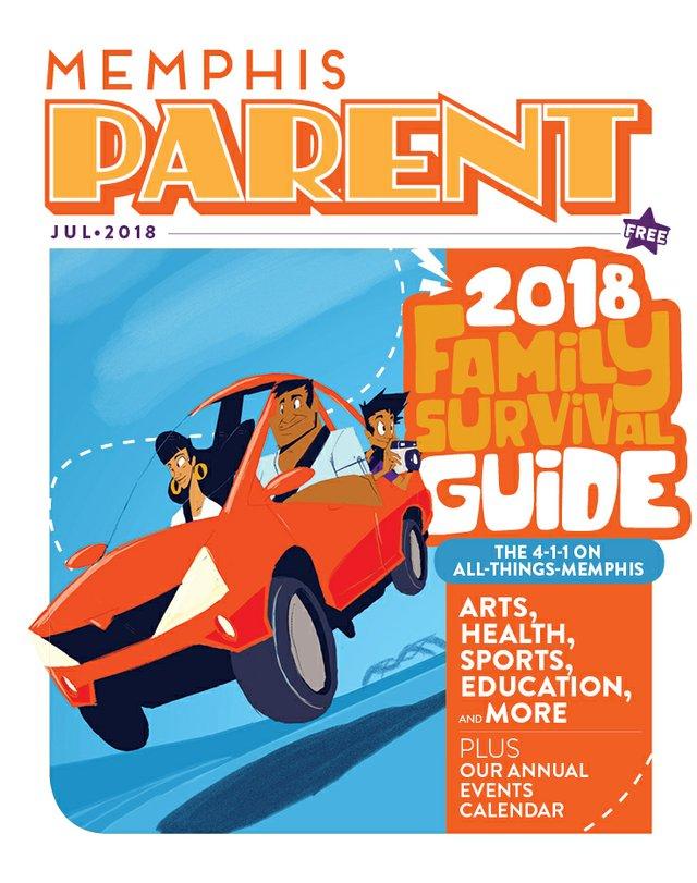 Memphis Parent, July 2018