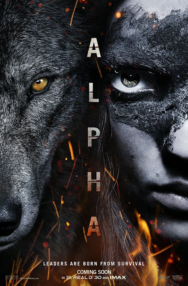 Alpha promo poster