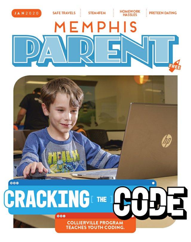 Memphis Parent, January 2020