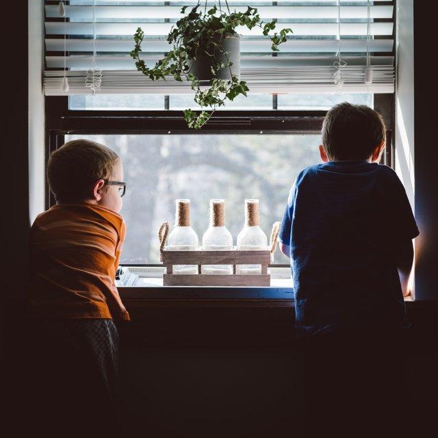 Children indoors