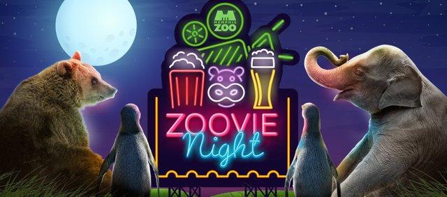 Zoovie Night, Memphis Zoo