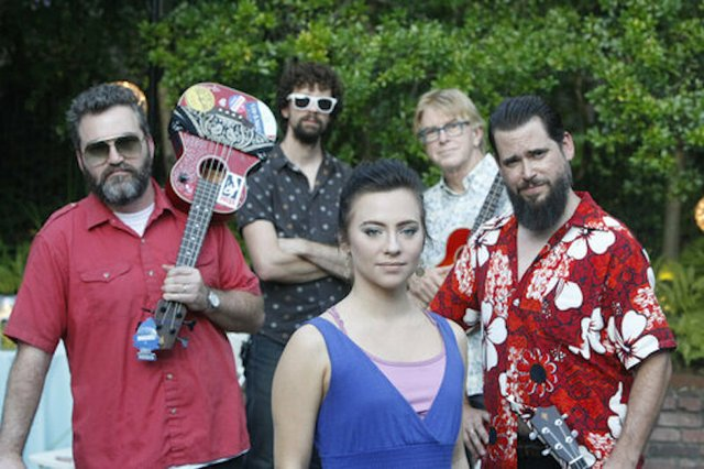 Memphis Ukulele Band, Germantown Performing Arts Center