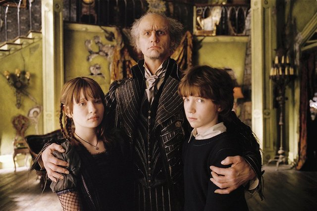 Lemony Snicket's A Series of Unfortunate Events, GPAC