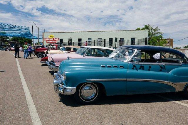 Fall Edge Motorfest, Edge Motor Museum