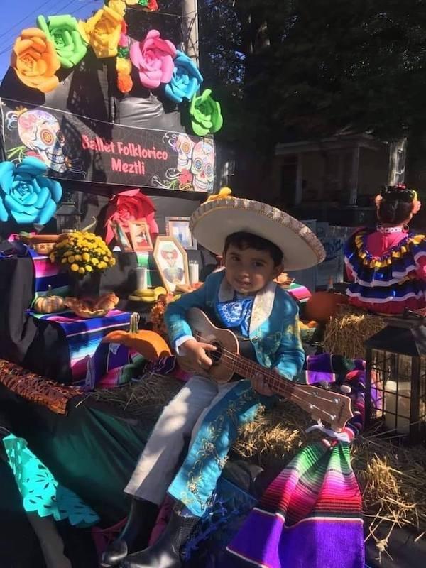 Dia de los Muertos Reverse Parade, Overton Park