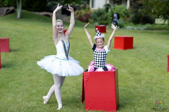 The Children's Ballet TheaterNutcracker, Malco Summer 4 Drive-In