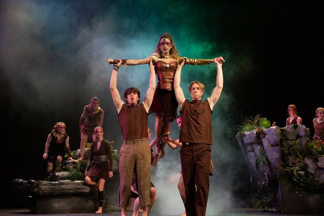 Peter Pan, Desoto Family Theatre at the Landers Center