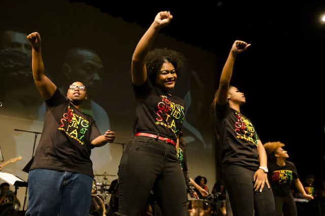 Black History Month Celebration from Stax Music Academy