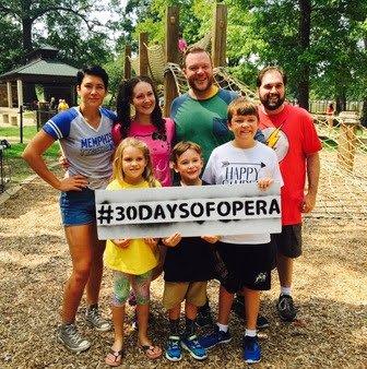 Virtual 30 Days of Opera, Opera Memphis