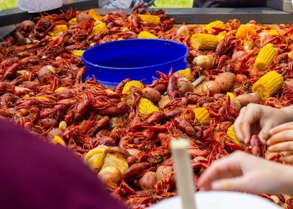 Rajun Cajun Crawfish To Go