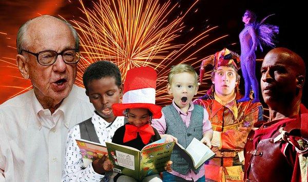 Jack Jones Children's Literacy Gala, Tennessee Shakespeare Company
